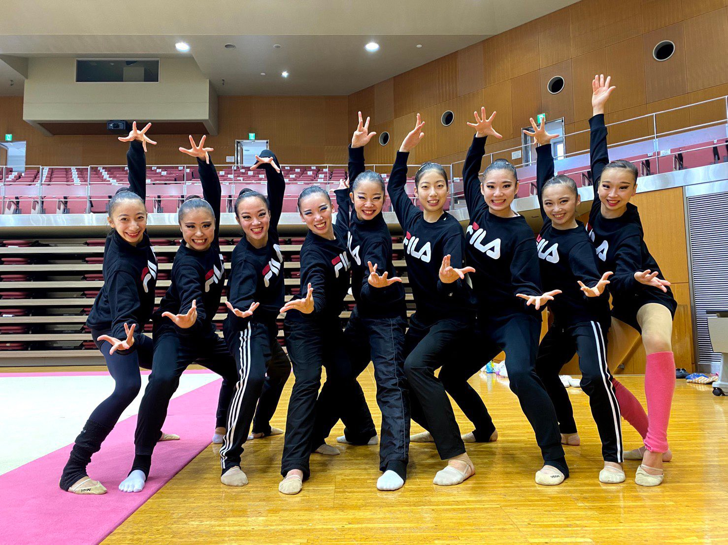 第54回東日本学生新体操選手権大会