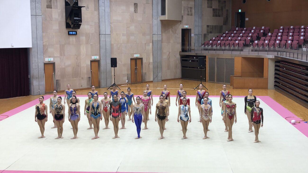 第73回全日本学生新体操選手権大会要項