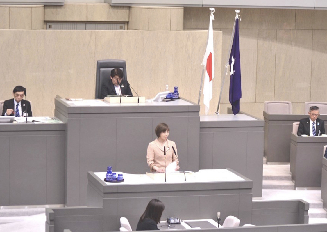 卒業生から東京都議選に当選しました‼️